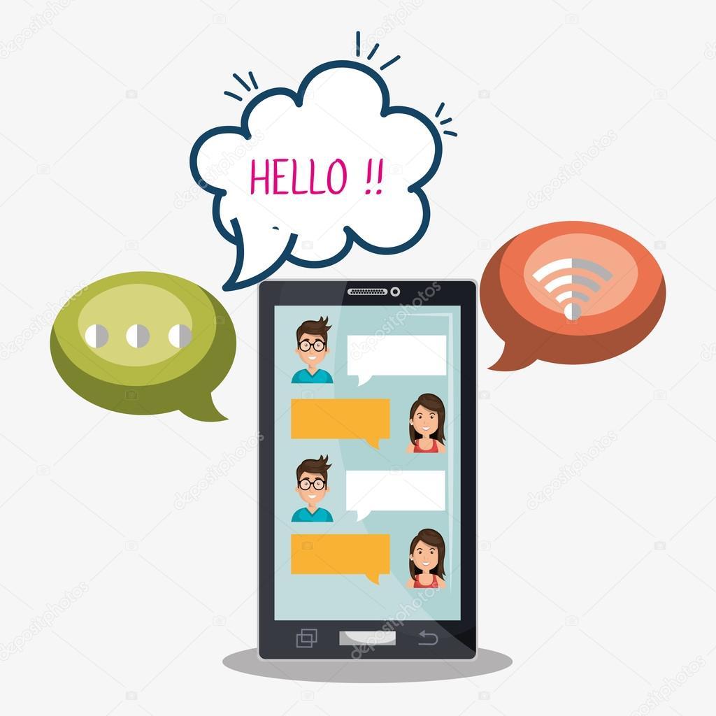 Görüntülü Mobil Sohbet