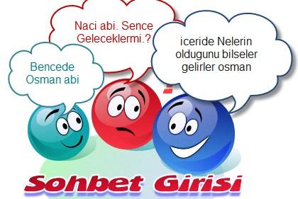 AZERİ SOHBET ODALARI