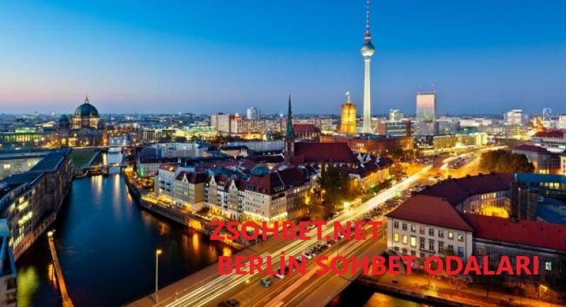 Berlin Sohbet Odaları