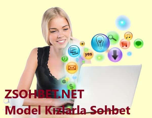 Model Kızlarla Sohbet