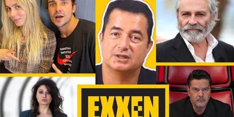 Exxen Yayın Hayatına Başladı